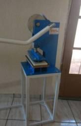 Máquina de fabricar chinelo completa!