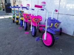 Bicicleta, bike, triciclo infantil, bebe, montado