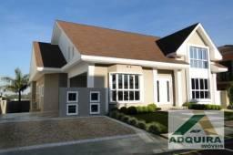 Casa em condomínio com 3 quartos no Condomínio Villaggio Del Tramonto - Bairro Estrela em