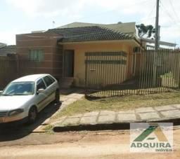 Casa com 2 quartos - Bairro Estrela em Ponta Grossa