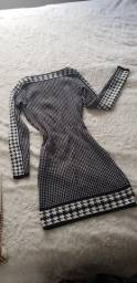 Vestido novo trico leve 2 pague 1