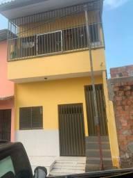 Alugo casa Turú na rua do Assaí