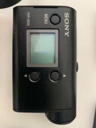 Câmera Sony Subaquático hdr AS550