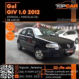 Gol GIV 1.0 2012