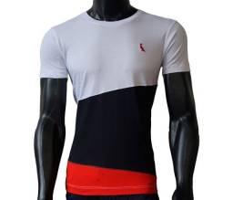 Camisas de marcas famosas de algodão no atacado e varejo
