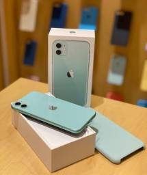 IPhone 11 128GB Verde, 12x R$412, Pegamos Usado