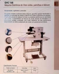 Maquina de Virar Cortes (Nova) Eletronica