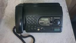 Aparelho Fax Panasonic - Funcionando