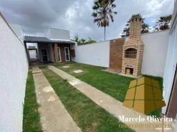 Casa nova com 3 quartos e documentação inclusa no Jardim Bandeirantes Maracanau