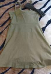 Vestido de amarração