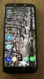 Moto G6 play sem detalhes 4G 32Gb aparelho em ótimo estado