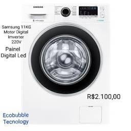 Lavadora Samsung 11kg 220v NOVA