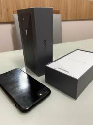 Iphone 8 preto espacial 64GB - usado