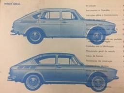 Manual Proprietário VW TL 1600
