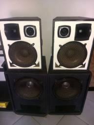 Vendo ou troco caixas de som