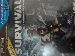 Jogo de PlayStation 3  SORVIVAL
