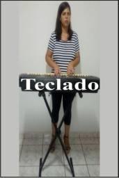 Curso de Teclado e Canto online e presencial