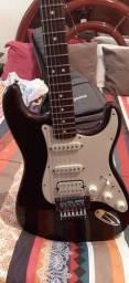 Guitarra fender-floyd rose- captador Dimarzio.