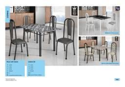 Super Promoção *Mesa com 4 Cadeiras