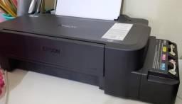 Impressora Epson L120 com tinta sublimática Gênesis