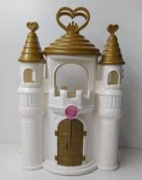 Castelo Boneca Lol Surprise House 31cm Casinha + Bolsa