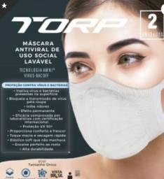 Kit 2 Máscara de tecido antiviral