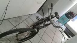 Linda bike aro 26 completa