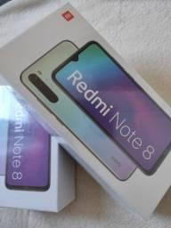 Elegante! Redmi Note 8  da Xiaomi.. Novo Lacrado com Garantia e Entrega