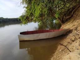 Barco modelo voadeira todo no ferro