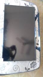 TV philips 43pol com defeito no painel