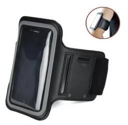 Braçadeira Mbfit Smartphone E Porta Chave Arm Band Mb84101