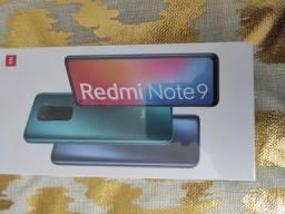PROMOÇÃO..Redmi Note 9 da Xiaomi.. Novo Lacrado com Garantia e Entrega
