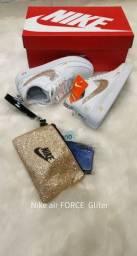 Nike glitter do 36 ao 39 novo zerado aceito cartão entrego