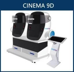 Simulador Cinema 9d -Realidade Virtual