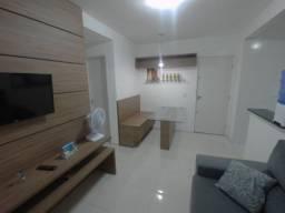 Apartamento para Temporada Térreo com Varanda no Portal do Sol(Quadramares)-João Pessoa-PB