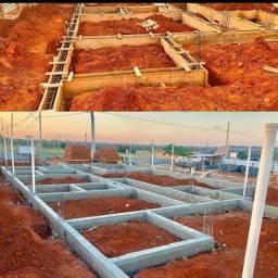 Construções e serviços gerais