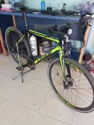 Bike eletrica city tour 500 e-bike 2020. Tam 17, aro 700
