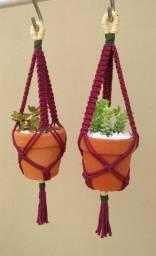 Suporte de plantas mini