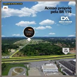 Loteamento Terras Horizonte- Faça uma visita $#$