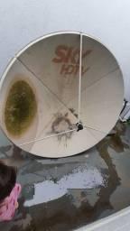 Antena Sky 1,50 metros EM CACOAL