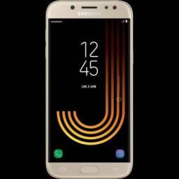 R$700 Samsung J7 Pro 64GB biometria novo