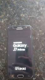 Samsung j7 prime usado