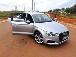 Audi a3 2017 turbo 1.4 tiptronic modelo novo