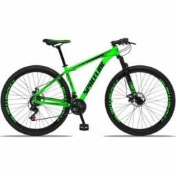 Bicicleta South aro 29 verde