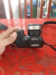 Câmera Fujifilm FinePix S5800 (display quebrado | tira fotos e faz videos)