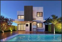 Projetos de aquisição e construção em Condomínio, 4 suites, 250m², DCE, 4 Vagas