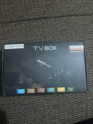 Conversor TV box 4K