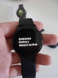 Smart Watch SAMSUNG semi-novo COMPLETO