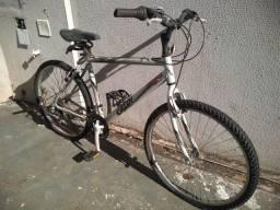 Bike caloi aro 26 quadro em alumínio
