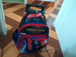 Utopia Spiderman bolsa criança